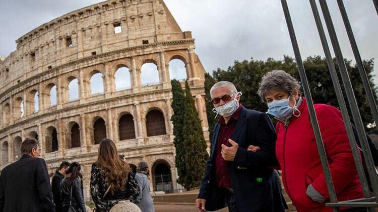İtalya'da koronavirüs ölümleri artıyor!