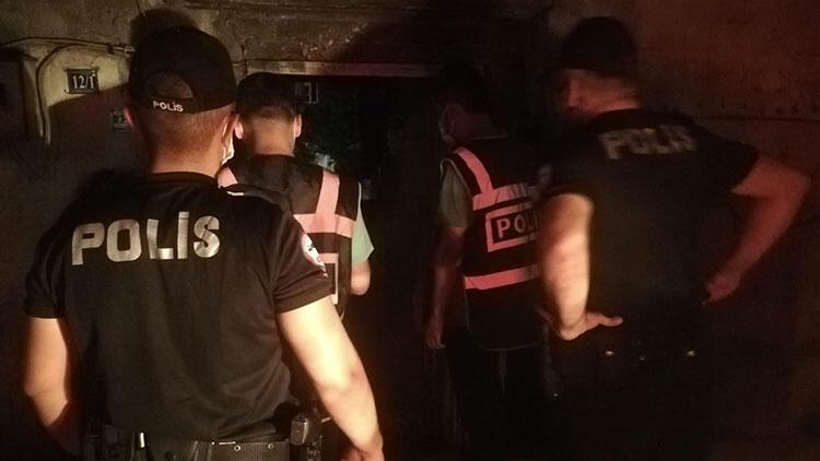 Yerleri tespit edildi, operasyon için harekete geçildi; çok sayıda şüpheli tutuklandı