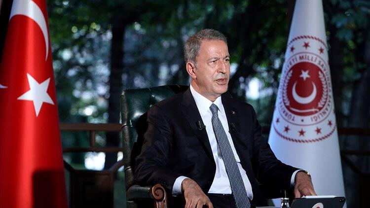 Bakan Akar net konuştu: Her zaman Libya'nın toprak bütünlüğünden yanayız