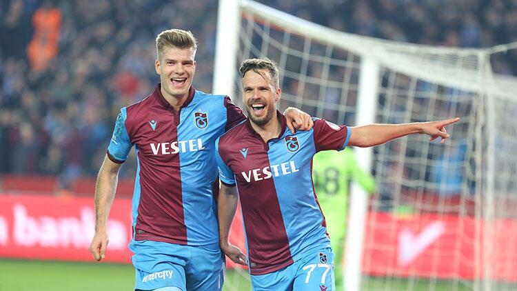 Son 24 sezonun en golcü Trabzonspor'u: 110 gol