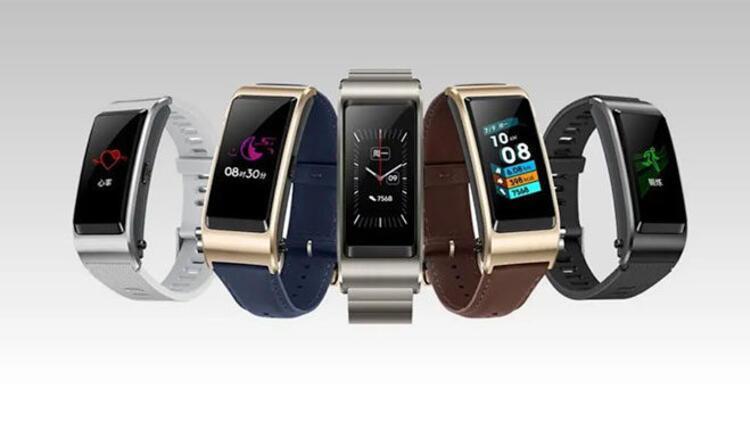 Huawei TalkBand B6 tanıtıldı: İşte özellikleri ve fiyatı