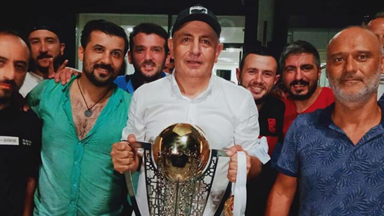 """Süleyman Hurma: """"Süper Lig'e renk katacağız. Şenol Can ile yola devam edeceğiz..."""""""