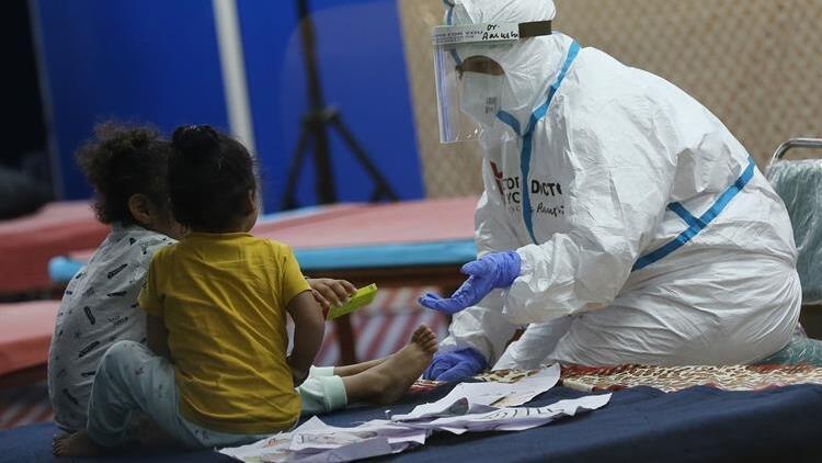 Üç ülkede çok yüksek koronavirüs vaka ve ölüm sayıları