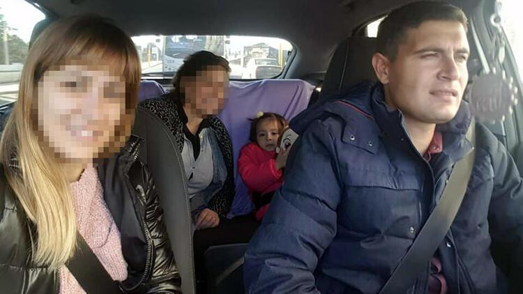 Korkunç olay! O yüzbaşı ile kızı toprağa verildi...