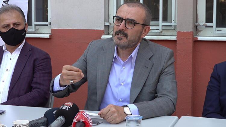 AK Partili Mahir Ünal'dan CHP'ye 'sosyal medya yasası' tepkisi