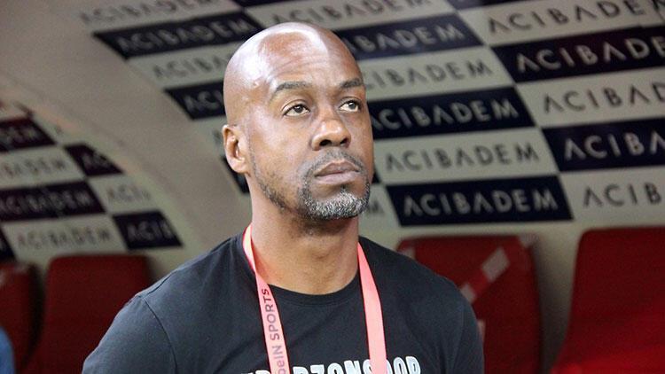 Eddie Newton: 'Trabzonspor'un hocası olmayı hak ediyorum'
