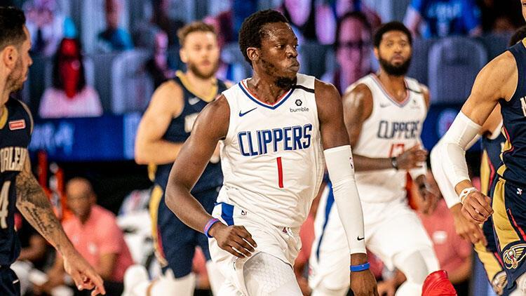 Los Angeles Clippers rekorla kazandı!