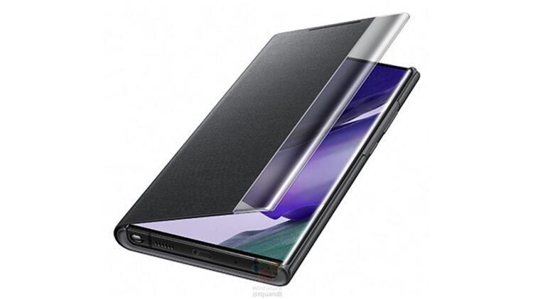 Samsung Galaxy Note 20'nin kılıfı görüntülendi