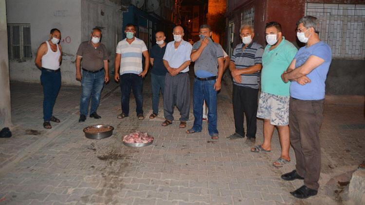 Elektrikler art arda kesildi, kurban etleri çöpe gitti!