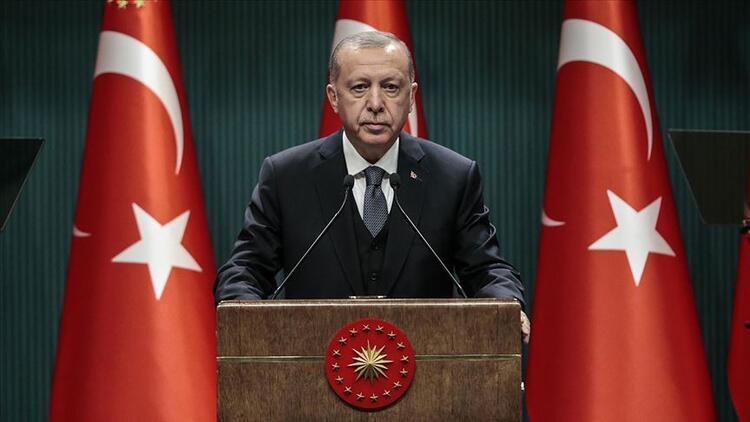 Cumhurbaşkanı Erdoğan liderlerle telefonda bayramlaştı