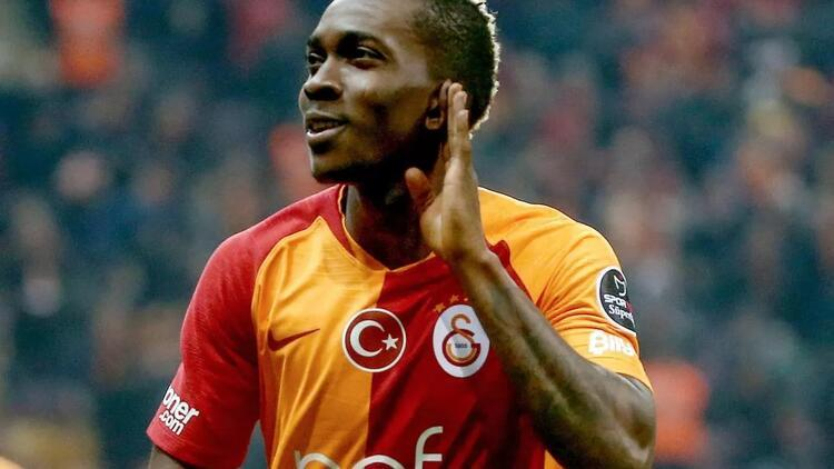 Son dakika transfer haberi   Galatasaray'dan ayrılan Onyekuru'ya Olympiakos kancası