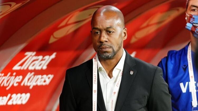 İngiltere'deki ayrımcılıktan Trabzonspor teknik direktörlüğüne: Eddie Newton