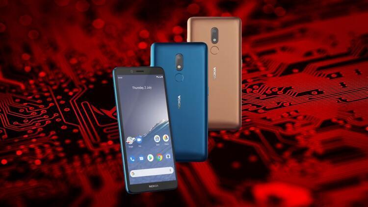 Nokia C3 ortaya çıktı: İşte tüm özellikleri