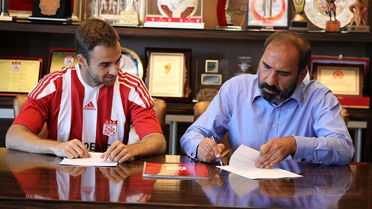 Son Dakika   Jorge Felix resmen Sivasspor'da! 2 yıllık imza...
