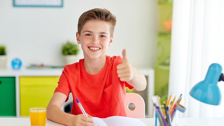 Okula dönmeden önce çocukları sağlıklı tutmanın 3 yolu
