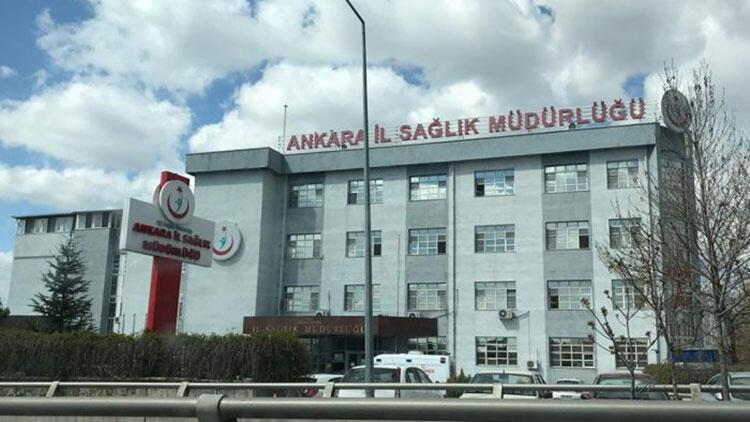 Son dakika haberi: Ankara İl Sağlık Müdürlüğünden 'koronavirüs vakalarına' ilişkin açıklama
