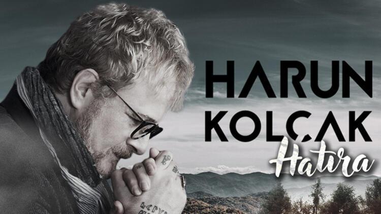 Harun Kolçak'tan Hatıra 'Yarım Kalan Şarkılar'