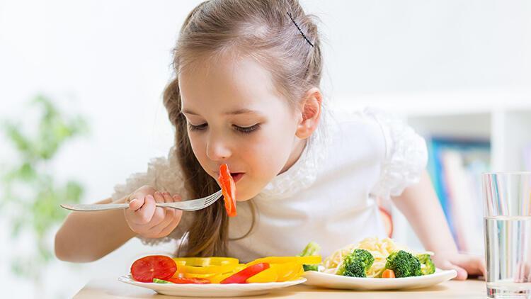 Çocuklarda yemek yeme alışkanlığı