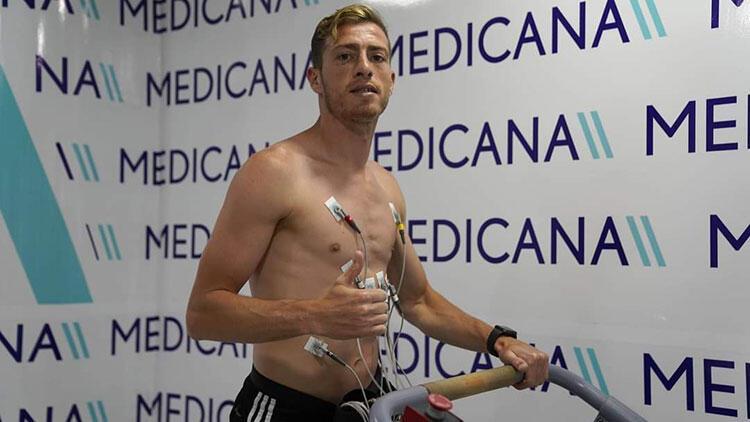 Sivasspor'da Hakan Arslan sağlık kontrolünden geçti!