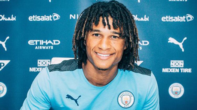 Manchester City, Bournemouth'tan Nathan Ake'i transfer etti