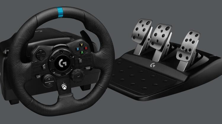 Logitech G923 Yarış Direksiyonu tanıtıldı