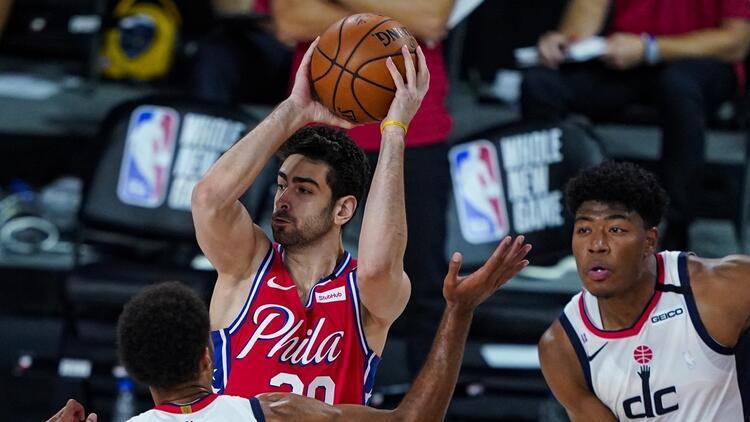 NBAde Gecenin Sonuçları | Sixers, Joel Embiidin skorer oyunuyla kazandı Furkandan 10 sayı...