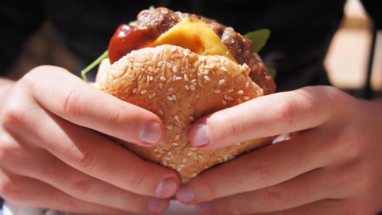 Demir eksikliği anemisine karşı fast food beslenme tehlikeli