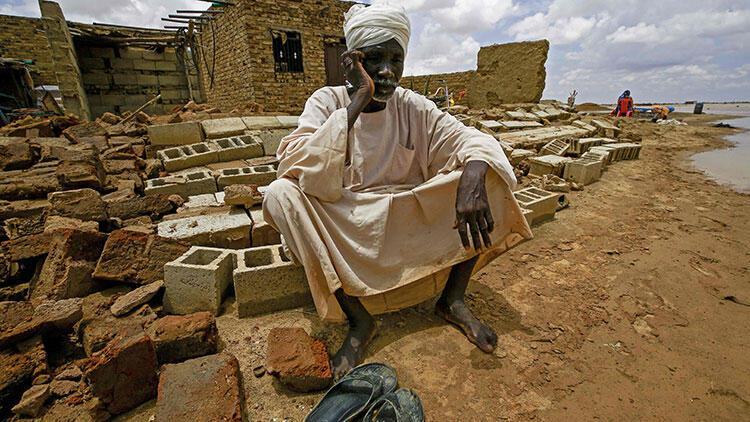 Sel Sudan'ı sert vurdu! On binlerce kişi olumsuz etkilendi
