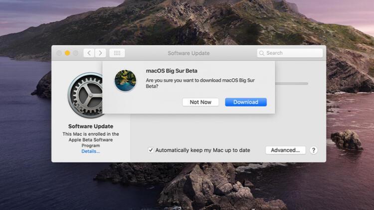 macOS Big Sur Public Beta yayında: Nasıl indirilir?