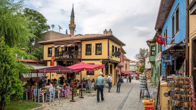 Minikleri büyüleyen Eskişehir