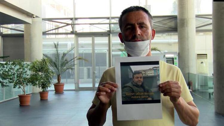 Ankara sokaklarında kayıp ağabeyini arıyor