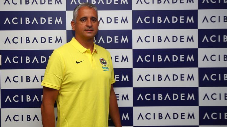 Fenerbahçe'de Igor Kokoskov sağlık kontrolünden geçti