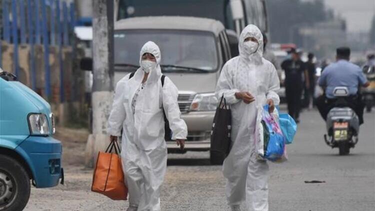 Çin'de bu kez de hıyarcıklı veba paniği!