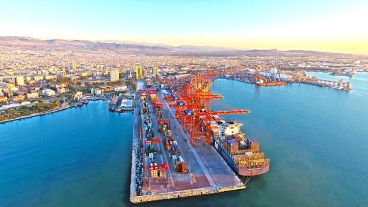 Fuat Oktay açıkladı... Gözler Mersin Limanı'na çevrildi