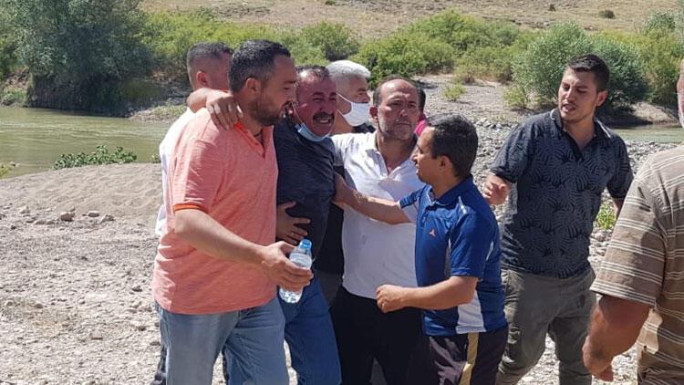 Kayseri'de kahreden olay! Irmağa giren iki çocuk ve babaları boğuldu