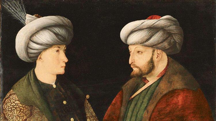 Fatih'in tablosu özel kargoyla geliyor
