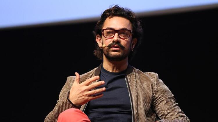 Dünyaca ünlü aktör Aamir Khan Türkiye'ye film çekmeye geldi