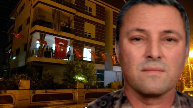 Şehit polis Adnan Kısarın ailesinde yas