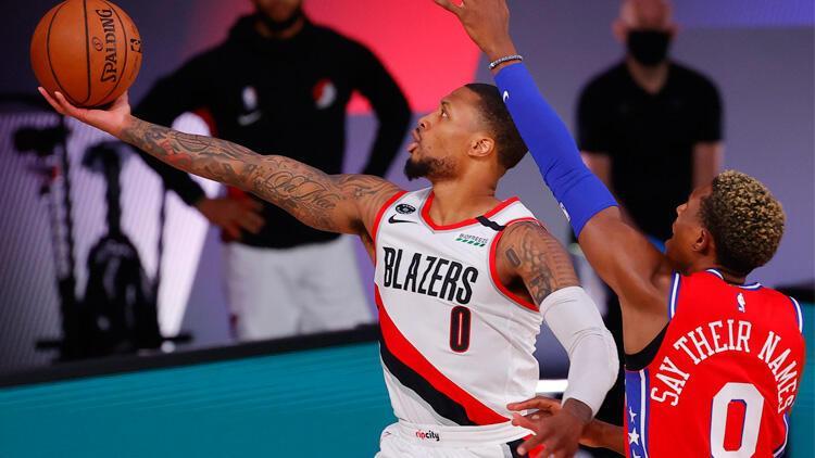 NBA'de gecenin sonuçları | Damien Lillard'dan 51 sayı!