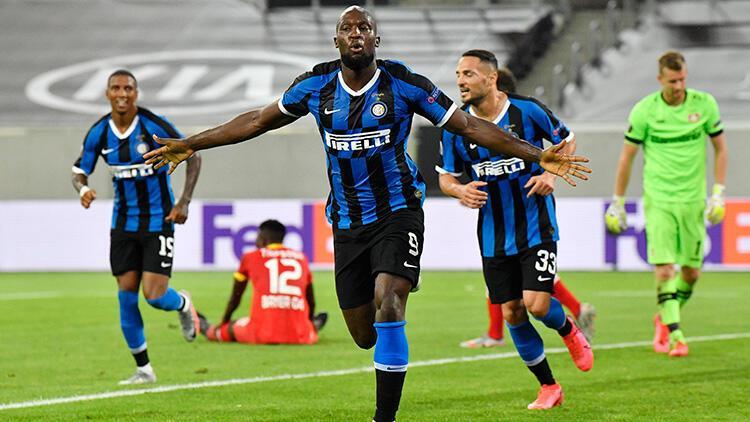 Inter 2-1 Bayer Leverkusen