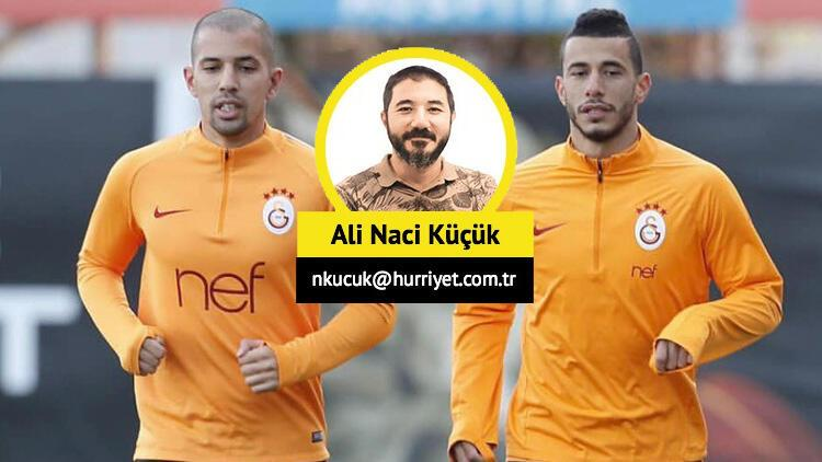 Son dakika | Galatasaray'da transfer operasyonu başlıyor: Belhanda ve Feghouli satılıyor