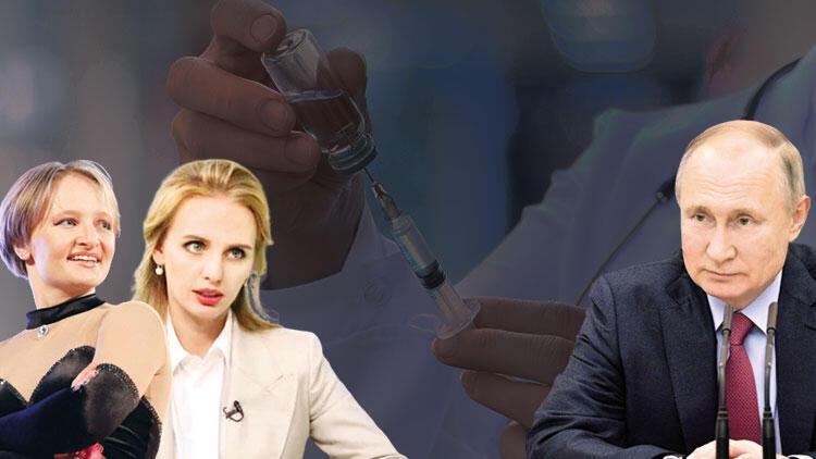 Rusya koronavirüs aşısını bulduğunu açıkladı... Putin ilk aşıyı kızına yaptırdı