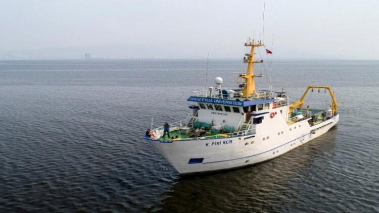 Koca Piri Reis Araştırma Gemisi Karadeniz'e açılıyor