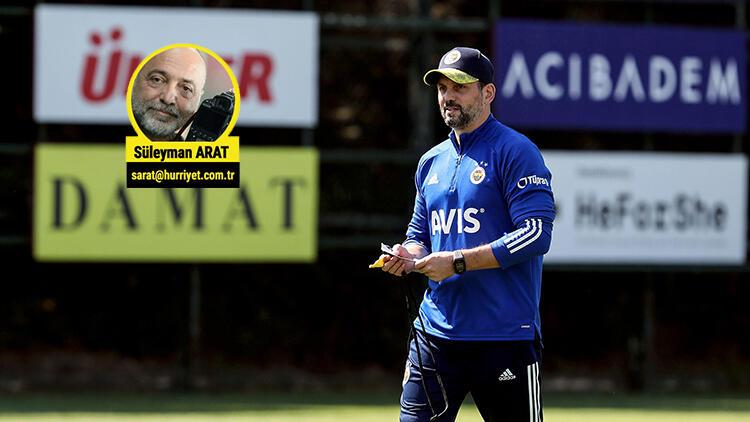 Son Dakika | Fenerbahçe'de Erol Bulut'tan savunma yakın markaj!
