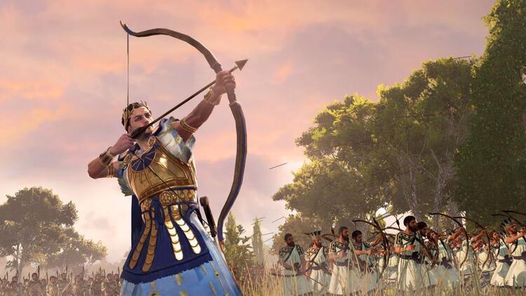 Epic Store duyurdu: A Total War Saga Troy ücretsiz oldu!