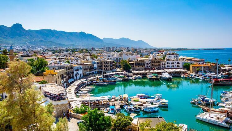 Sadelik ve huzur adası Kıbrıs
