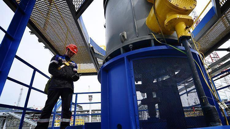 Rosneft zarar açıkladı