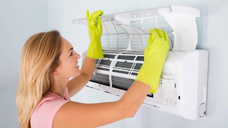 Evde klima bakımı ve temizliği için nelere dikkat etmeli?