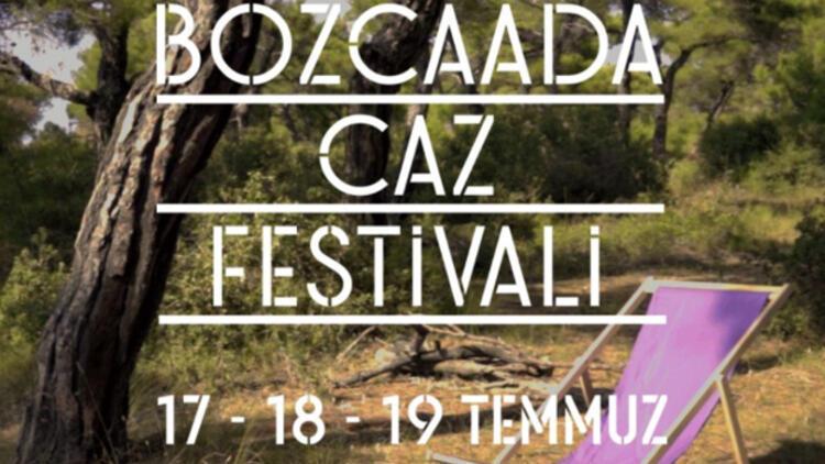 """""""Bozcaada Caz Festivali"""" bu yıl çevrim içi"""