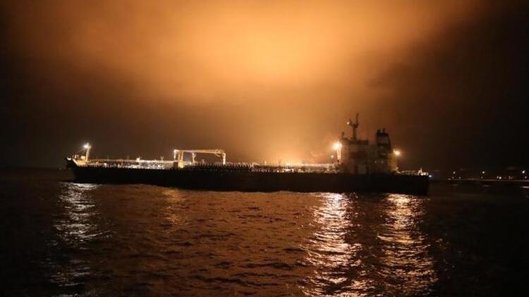 ABD yönetimi doğruladı! İran'dan petrol taşıyan tankerlere el konuldu